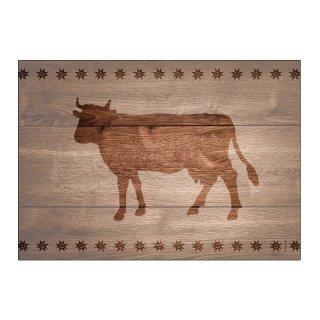 Papiertischsets COW