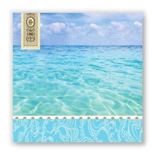 Papierservietten BEACH -Lunch-
