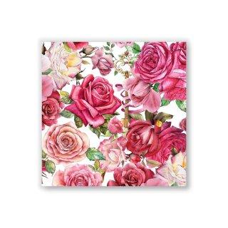 Papierservietten ROYAL ROSE -Cocktail-