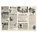 Papiertischsets NEWSPAPER